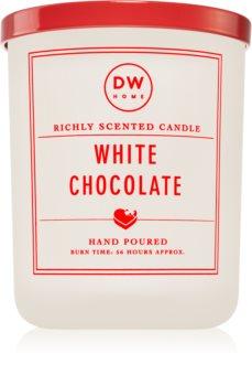 DW Home White Chocolate lumânare parfumată