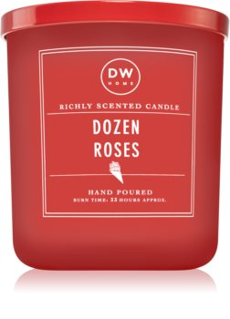 DW Home Red Roses lumânare parfumată