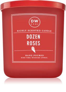 DW Home Red Roses świeczka zapachowa