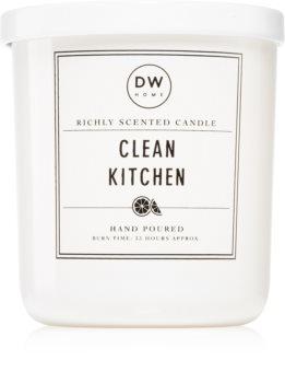 DW Home Clean Kitchen bougie parfumée