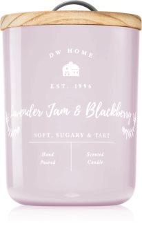 DW Home Farmhouse Lavender Jam & Blackberry bougie parfumée