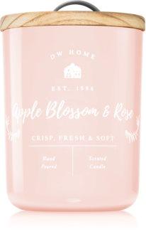DW Home Farmhouse Apple Blossom & Rose vonná sviečka