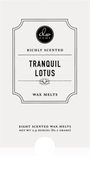 DW Home Tranquil Lotus wax melt