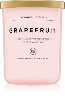 DW Home Grapefruit scented candle I.