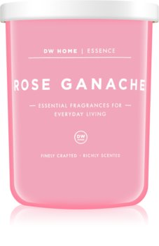 DW Home Rose Ganache scented candle