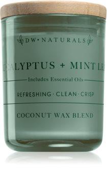 DW Home Eucalyptus + Mint Leaf vonná sviečka