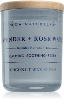DW Home Lavender + Rose Water vela perfumada