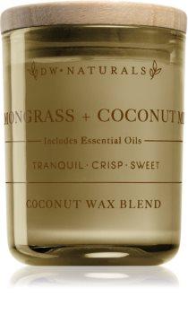 DW Home Lemongrass + Coconut Milk vela perfumada