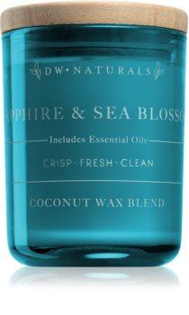 DW Home Sapphire & Sea Blossom candela profumata