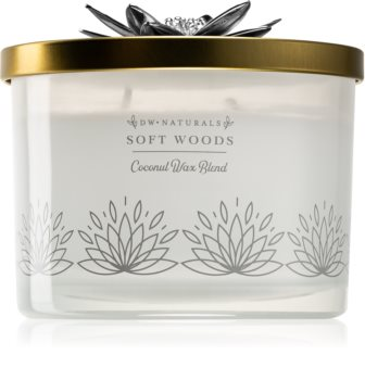 DW Home Soft Woods scented candle