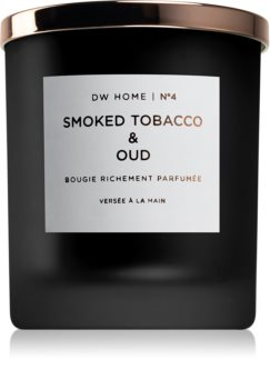DW Home Smoked Tobbaco & Oud scented candle