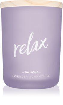 DW Home Relax bougie parfumée