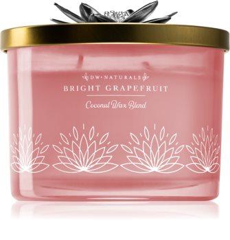 DW Home Bright Grapefruit bougie parfumée
