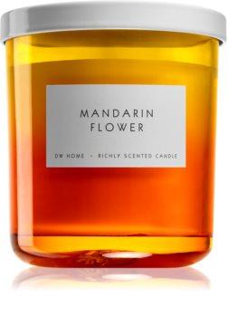 DW Home Mandarin Flower vonná sviečka