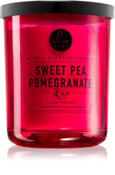 DW Home Sweet Pea Pomegranate lumânare parfumată
