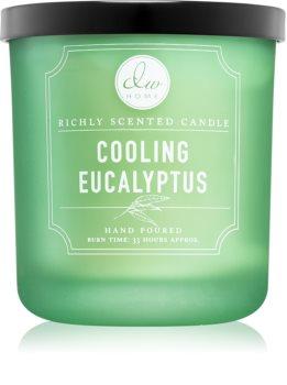 DW Home Cooling Eucalyptus bougie parfumée