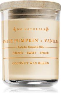 DW Home White Pumpkin + Vanilla vonná svíčka