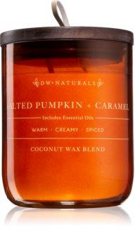 DW Home Salted Pumpkin + Caramel lumânare parfumată