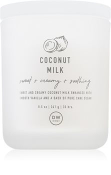 DW Home Prime Spa Coconut Milk scented candle