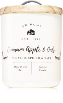 DW Home Farmhouse Cinnamon Apple & Oats Tuoksukynttilä
