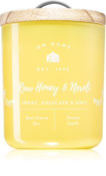 DW Home Farmhouse Raw Honey & Neroli scented candle