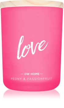 DW Home Love scented candle
