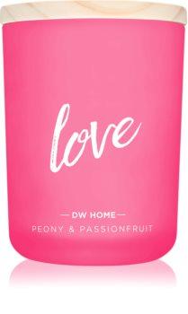DW Home Love świeczka zapachowa