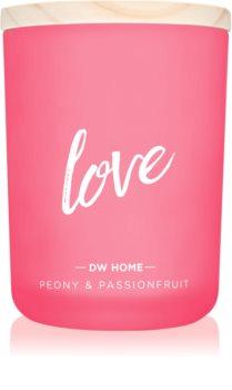 DW Home Love vonná sviečka