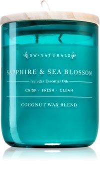 DW Home Sapphire & Sea Blossom ароматическая свеча