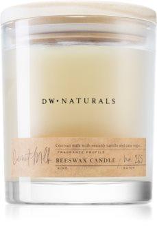 DW Home Beeswax Coconut Milk vonná svíčka