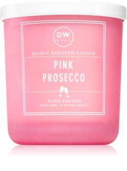DW Home Pink Prosecco illatos gyertya