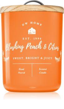 DW Home Farmhouse Blushing Peach & Citrus lumânare parfumată