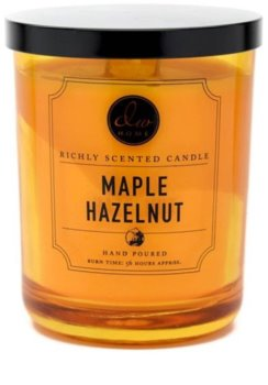 DW Home Maple Hazelnut scented candle