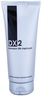 DX2 Men Schampo för att förhindra att mörkt hår blir grått