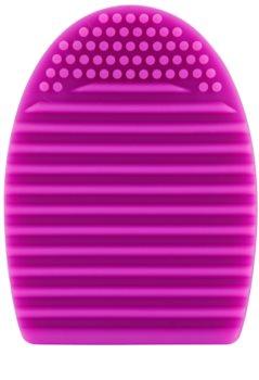 E style Brush Egg szilikonos ecset tisztító eszköz