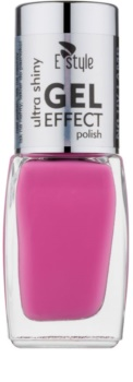 E style Gel Effect esmalte para uñas en gel sin usar lámpara UV/LED