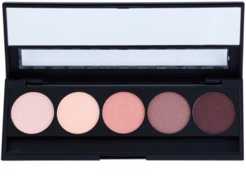 E style Perfect Harmony Palette paleta de sombras  com espelho pequeno
