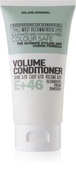 E+46 Volume Volume Condicioner without Sulfates and Parabens