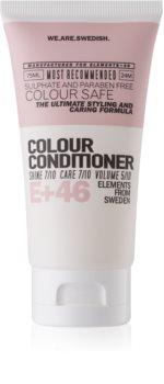 E+46 Colour après-shampoing pour cheveux colorés