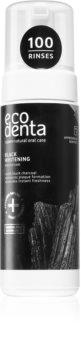 Ecodenta Black Charcoal Schaum mit bleichender Wirkung