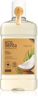 Ecodenta Cosmos Organic Minty Coconut Munvatten