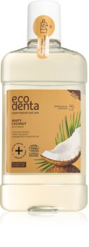 Ecodenta Cosmos Organic Minty Coconut ústna voda