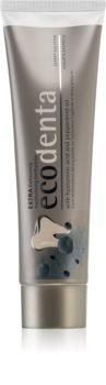 Ecodenta Expert Extra osvěžující hydratační zubní pasta s kyselinou hyaluronovou