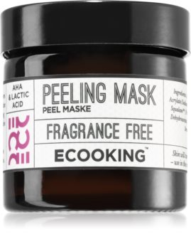 Ecooking Eco Tiefenreinigende Peelingmaske