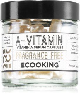 Ecooking Eco Antifalten Serum in Kapseln