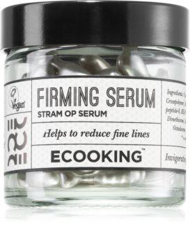 Ecooking Eco učvršćujući serum za lice u kapsulama