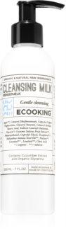 Ecooking Eco oczyszczające mleczko do twarzy