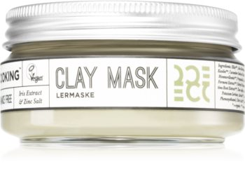 Ecooking Eco Cleansing Clay Face Mask