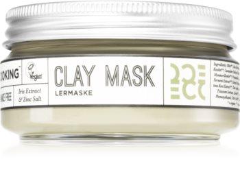 Ecooking Eco masque visage purifiant à l'argile