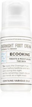 Ecooking Eco crema de noapte pentru picioare